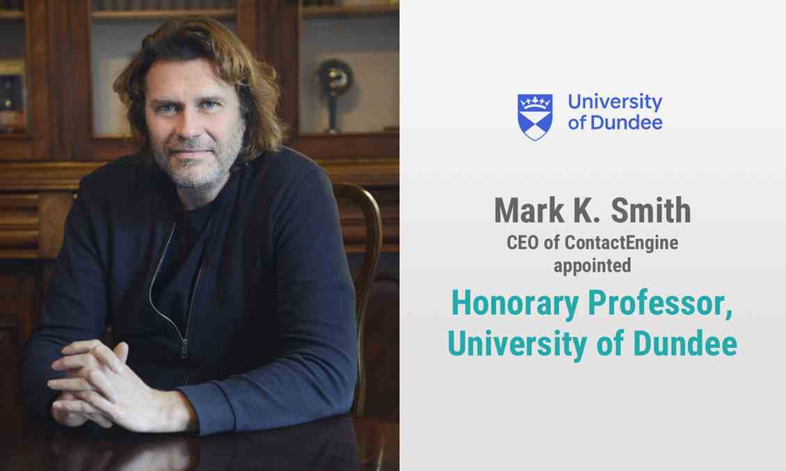 Mark Honarary Professor 3