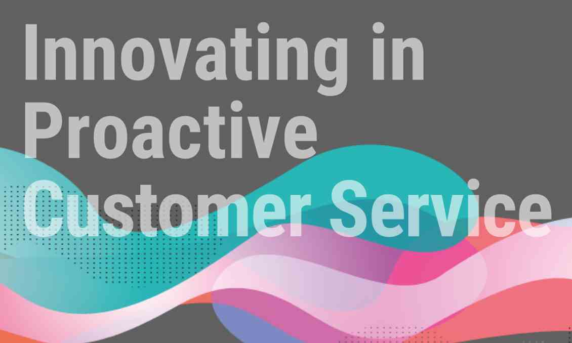 Innovating In Customer Service