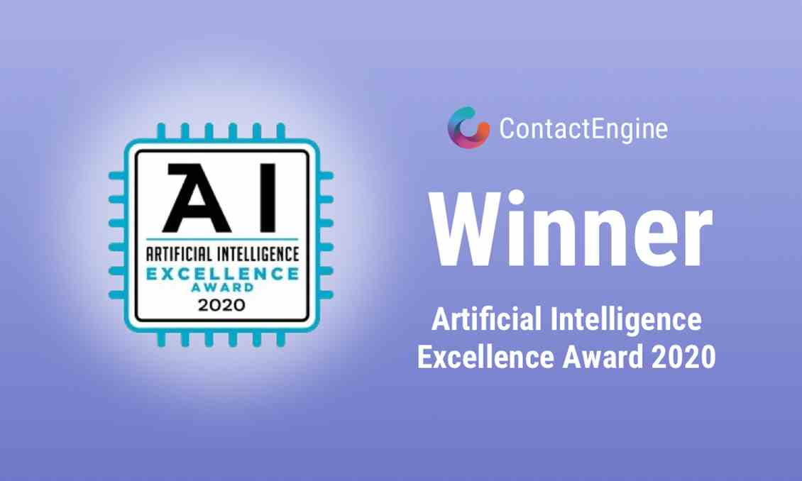 2020 Artificial Intelligence Excellence Awards (1)