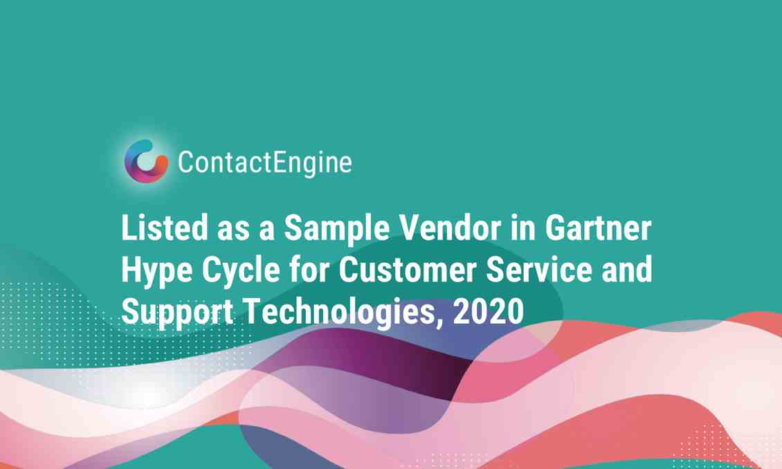 Gartner Sample Vendor 1440X864